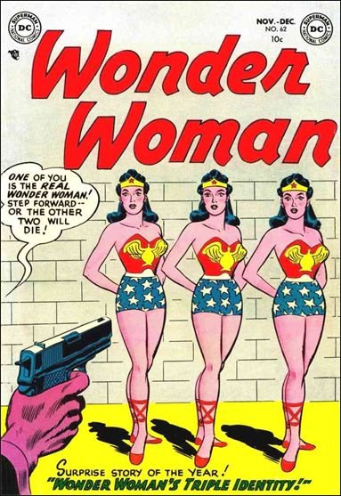 Wonder Woman (1942) 62-A by DC