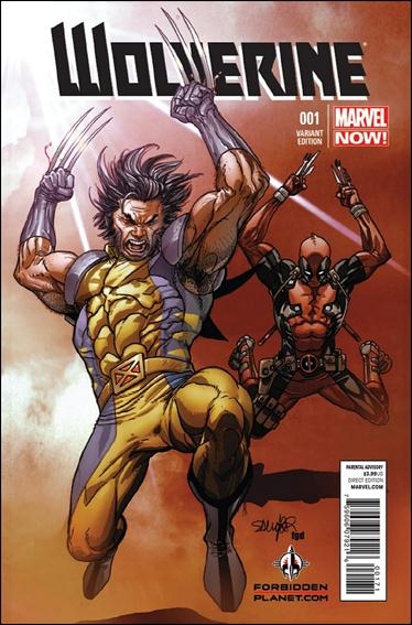 Wolverine (2013) 1-F by Marvel