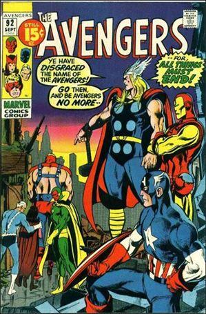 Avengers (1963) 92-A