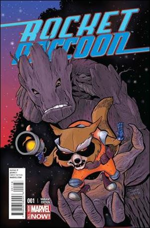Rocket Raccoon (2014) 1-L