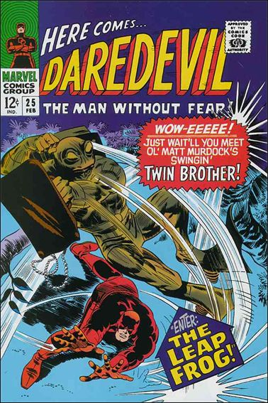 Daredevil (1964) 25-A by Marvel