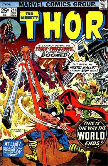Thor (1966) 244-A by Marvel