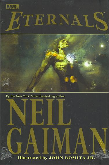 Eternals by Neil Gaiman 1-A by Marvel