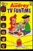 Little Audrey TV Funtime 14-A