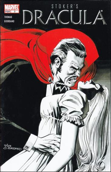 Stoker's Dracula 3-A by Marvel