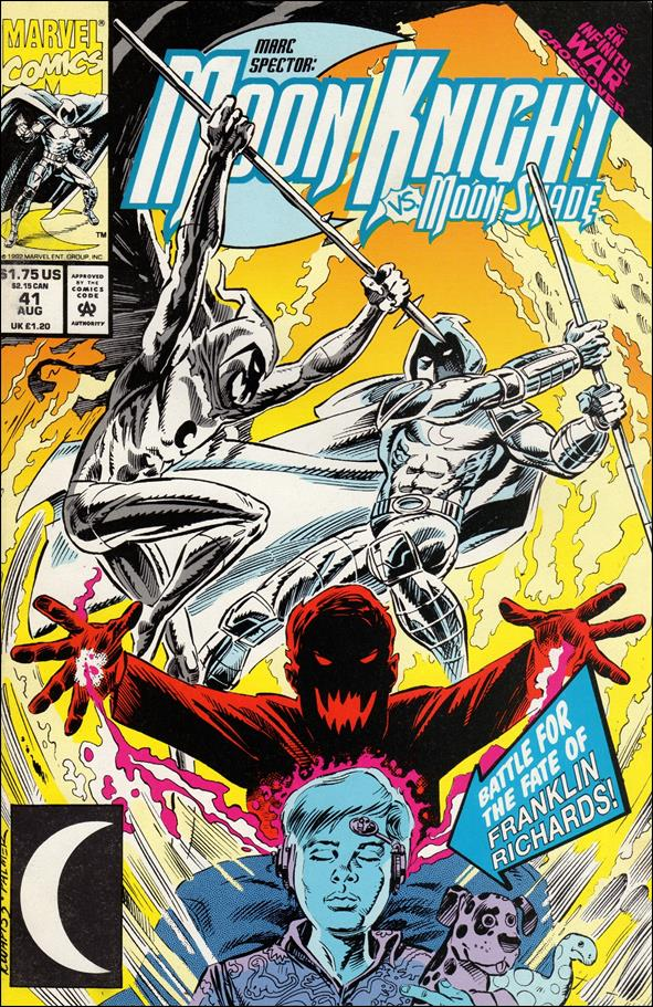 Marc Spector: Moon Knight 41-A by Marvel