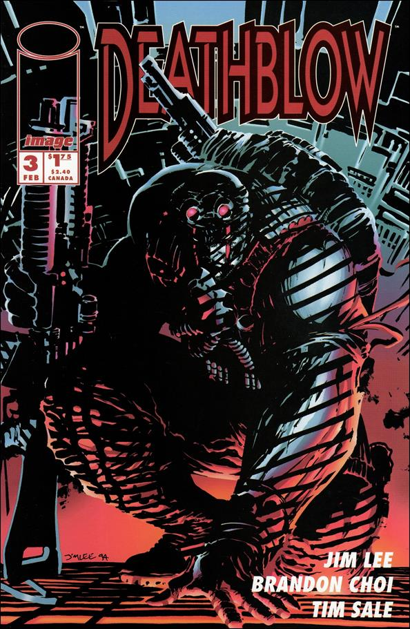 Deathblow (1993) 3-A by Image