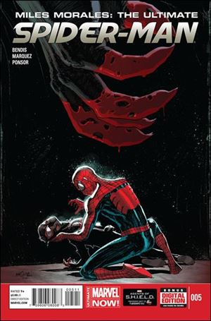 Miles Morales: Ultimate Spider-Man 5-A
