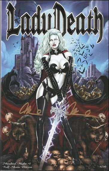Lady Death: Mischief Night 1-I by Chaos! Comics