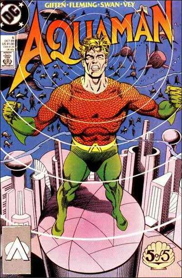 Aquaman (1989) 5-A by DC
