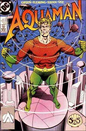 Aquaman (1989) 5-A