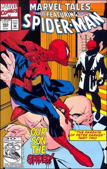 Marvel Tales (1966) 265-A by Marvel