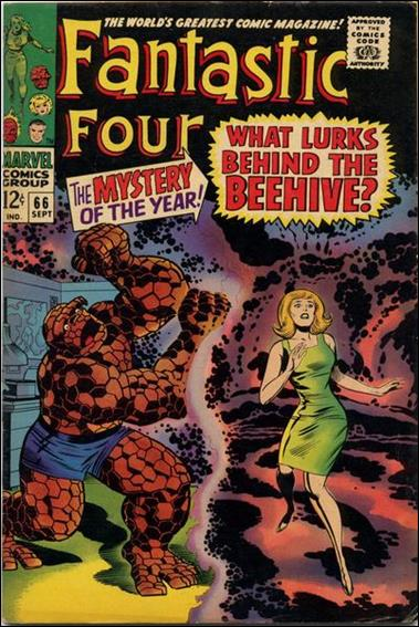 Fantastic Four (1961) 66-A by Marvel