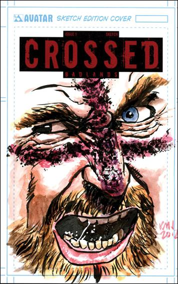 Crossed: Badlands 1-Q by Avatar Press