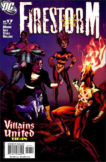 Firestorm (2004) 17-A by DC