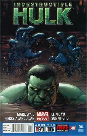 Indestructible Hulk 4-C by Marvel