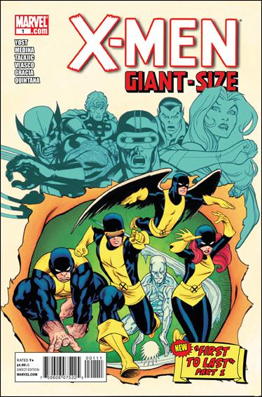 X-Men Giant-Size 1-A by Marvel