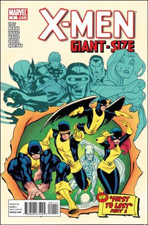 X-Men Giant-Size 1-A