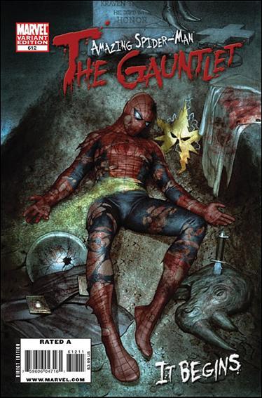 Amazing Spider-Man (1963) 612-B by Marvel