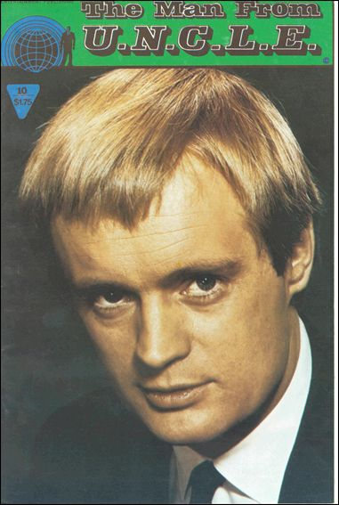 Man from U.N.C.L.E. (1987) 10-A by Entertainment Publishing