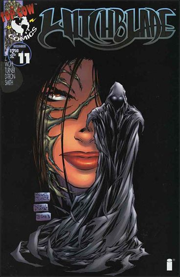 Witchblade 11-A by Top Cow