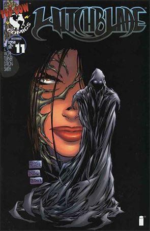 Witchblade 11-A