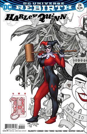 Harley Quinn (2016) 24-B