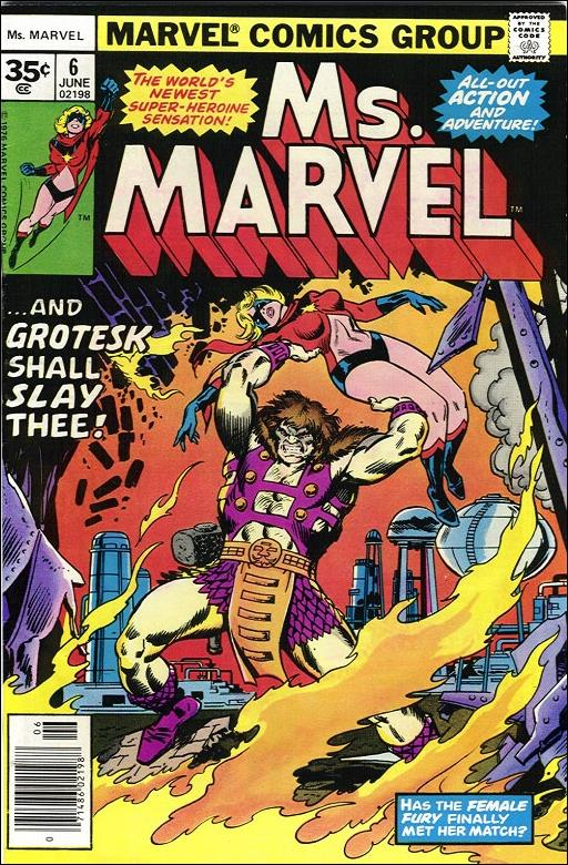Ms. Marvel (1977) 6-B by Marvel