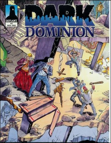 Dark Dominion 0-A by Defiant