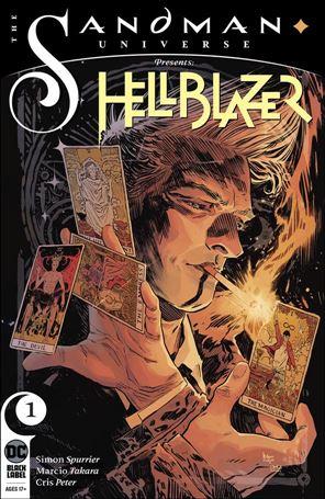 Sandman Universe Presents Hellblazer 1-A