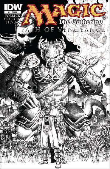 Magic: The Gathering - Path of Vengeance 1-C by IDW