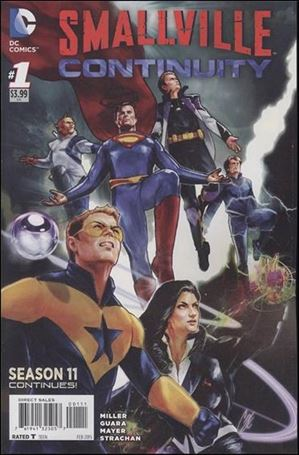 Smallville: Continuity 1-A