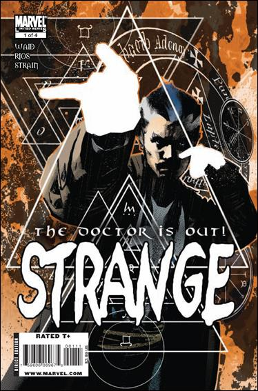 Strange (2010) 1-A by Marvel
