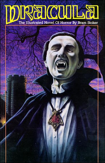 Dracula 1-A by Malibu