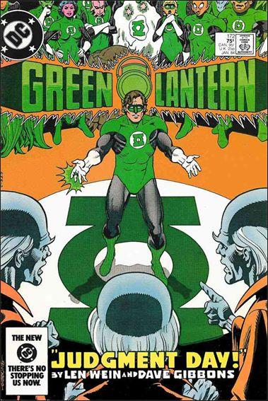 Green Lantern (1960) 172-A by DC