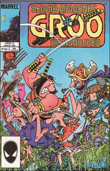 Sergio Aragones Groo the Wanderer 13-A by Epic