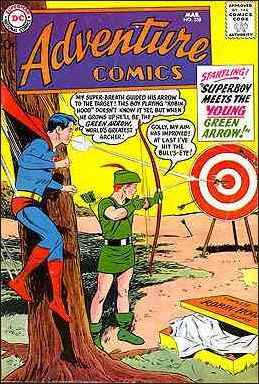 Adventure Comics (1938) 258-A by DC