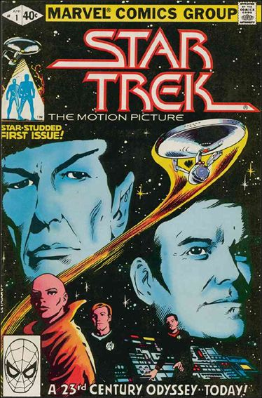 Star Trek (1980) 1-A by Marvel