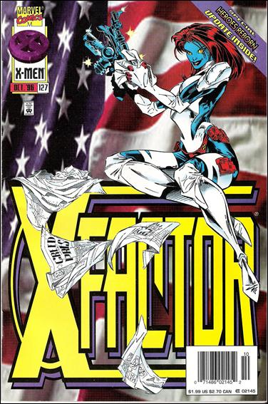 X-Factor (1986) 127-B by Marvel