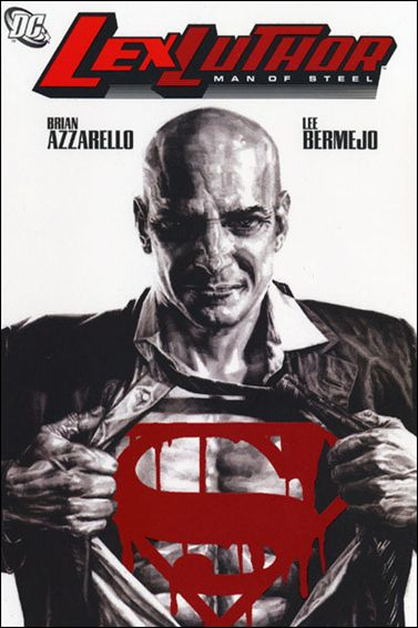 Lex Luthor: Man of Steel nn-A by DC