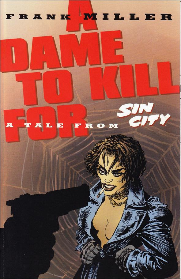 Sin City: A Dame to Kill For nn-E by Dark Horse