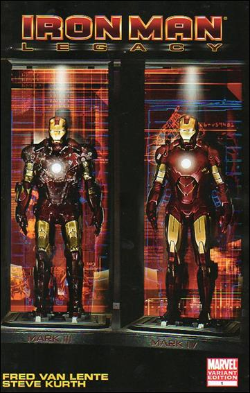 Iron Man Legacy 1-C by Marvel