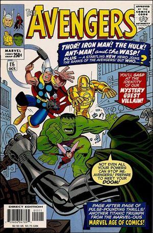 Avengers (1963) 1 1/2-A