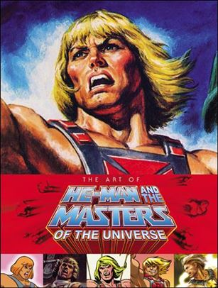 Art of He-Man and the Masters of the Universe nn-A