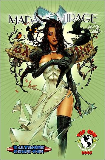 Madame Mirage 2-B by Top Cow