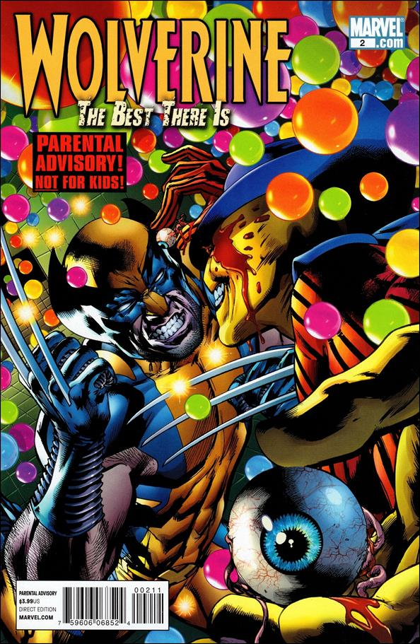 Wolverine: The Best There Is 2-A by Marvel