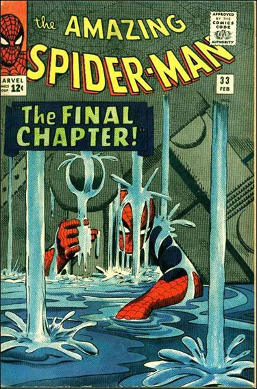 Amazing Spider-Man (1963) 33-A by Marvel