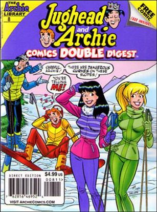Jughead and Archie (Comics) Double Digest 8-A