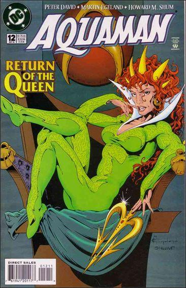 Aquaman (1994) 12-A by DC