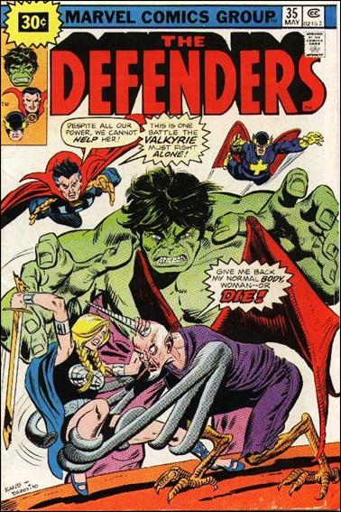 Defenders (1972) 35-B by Marvel